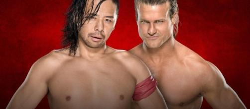 Shinsuke Nakamura made his in-ring debut at WWE 'Backlash' 2017 PPV. [Image via Blasting News image library/tapatalk.com]