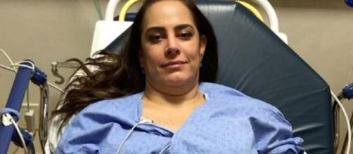 Silvia Abravanel que tinha previsão de sair do hospital no último domingo continua internada. Saiba o porquê