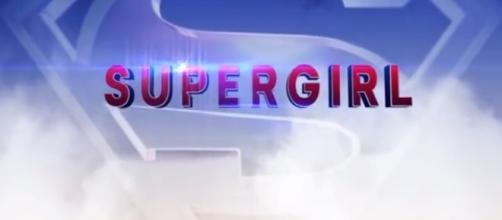 Supergirl tv show logo via Flickr.com