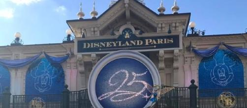 The Disneyland Celebrations across the parks. Photo Source: Kirsty Bright (used with permission, photo taken by myself)