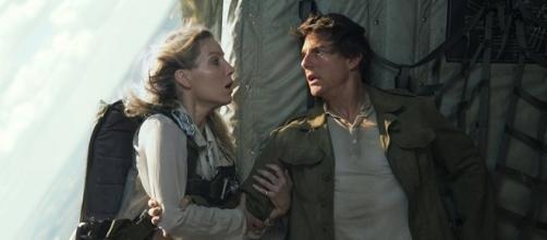 The Mummy': Tom Cruise Zero Gravity Stunt Took 64 Takes | Variety - variety.com