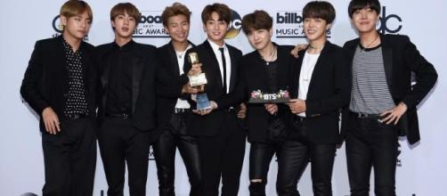 Who Is BTS? 6 Fast Facts About K-Pop Boy Band After Billboard ... - ibtimes.com