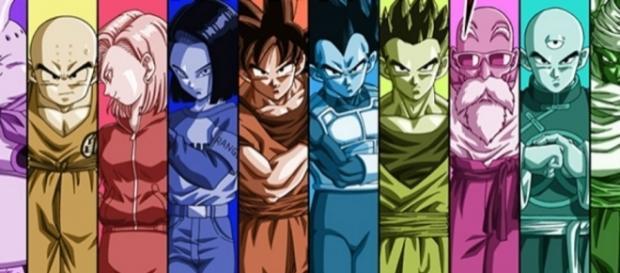 Cast of 'Dragon Ball Super'- inquisitr.com