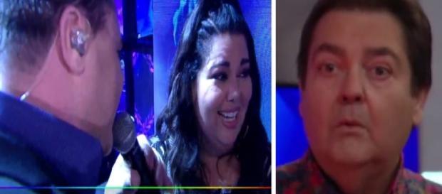 Eduardo Costa chama Fabiana Karla de 'gostosa' - Google