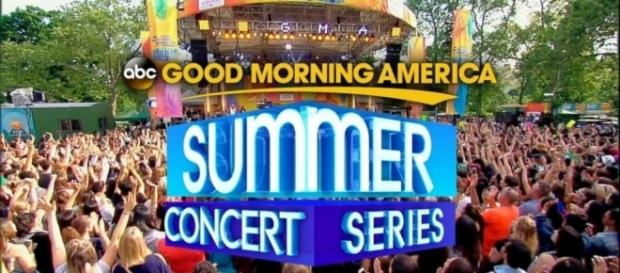 Good Morning America' 2017 Summer Concert Series lineup - ABC News - go.com