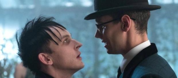 Gotham episode 20,season 3 screenshot pic via Flickr.com
