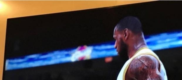 'NBA Live 18' LeBron James Screenshot Leaked (forbes.com)