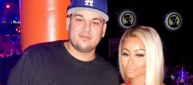 Rob Kardashian and Blac Chyna are parents to a six month old baby girl named Dream. (via JustJared.com)