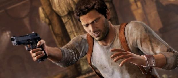 The UNCHARTED Movie will star Tom Holland as Nathan Drake. nerdist.com