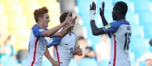 2017 FIFA Under-20 World Cup: Ecuador 3, USA 3 | Group F match ... - mlssoccer.com