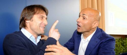 Antonio Conte e Luciano Spalletti si contendono la panchina dell'Inter interdipendenza.net