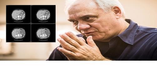 Apresentador enfrenta câncer pancreáticon ( Foto: Reprodução)