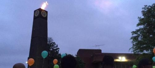 Candlelight vigil held Monday for slain Bowie State student ... - capitalgazette.com