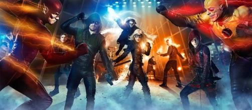 Captain Cold and Heat Wave (via - superherohype.com)