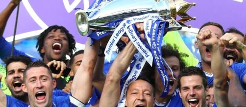 Chelsea kick off Premier League title celebrations | Daily Mail Online - dailymail.co.uk