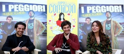 I Peggiori: intervista a Lino Guanciale e Vincenzo Alfieri, eroi ... - leganerd.com