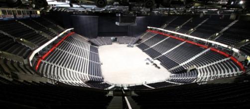 Imagen del predio del Manchester Arena