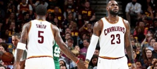 JR Smith Says LeBron James 'Has to Be Aggressive' - bleacherreport.com