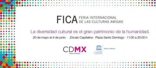 La Feria Internacional de las Culturas Amigas, es una excelente opción para conocer otros países (via twitter- @CulturasAmigas)
