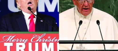 Pope Francis Says Donald Trump Is 'Not Christian' While Trump ... - shoebat.com