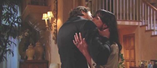 Ridge e Quinn insieme, beautiful