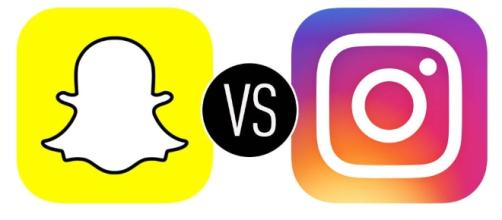 Snapchat Versus Instagram: Which App Will Rule Once and for All ... - eonline.com