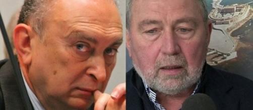 Trapani, Antonio D'Alì e Mimmo Fazio, candidati sindaco nell'occhio del ciclone