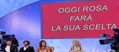 Uomini e Donne, la scelta di Rosa Perrotta è... - chedonna.it