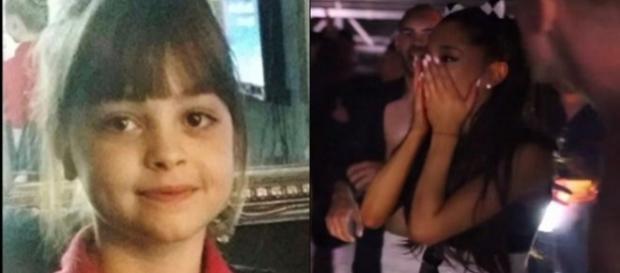 Ariana ainda está abalada com a explosão.