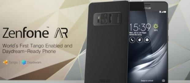 Asus Zenfone AR (ZS571KL) – AR and VR Capable Smartphone - zenfone.org