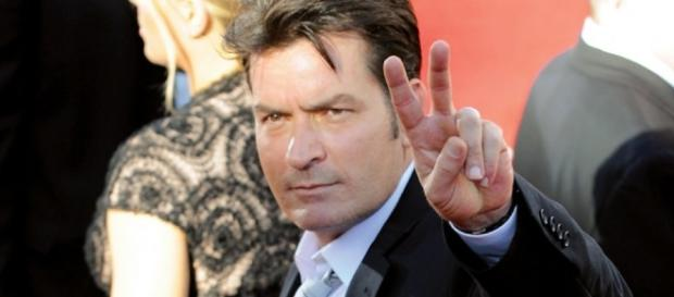 Charlie Sheen Throws 'Ultimate' All-Star Screening Party of 'Major ... - hollywoodreporter.com