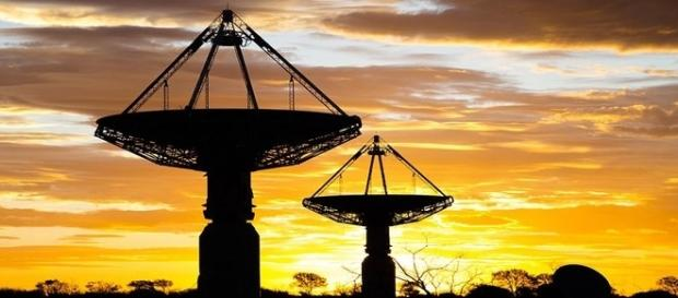 Em 4 dias de funcionamento, telescópio australiano já detecta raros sinais de rajadas rápidas de rádio (Pete Wheeler/CSIRO)