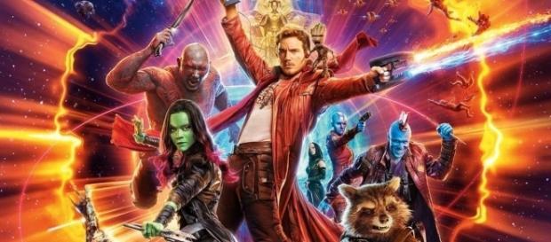 Guardianes de la Galaxia 2 (vía Google)