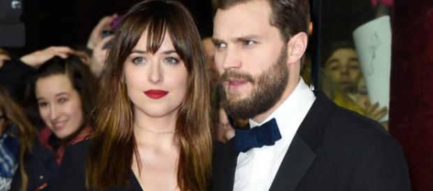 Jamie Dornan, Dakota Johnson Dating: 'Fifty Shades Darker' Stars ... - koreaportal.com