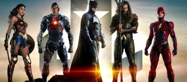 Justice League and Aquaman VR Experiences Coming to IMAX VR Centers - roadtovr.com