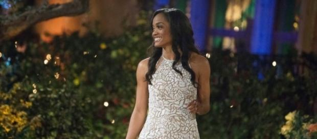 "Rachel Lindsay ""'The Bachelorette"" premiere dress - Photo: Blasting News Library - go.com"