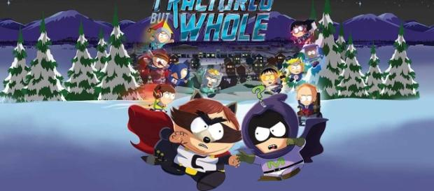 South Park: The Fractured But Whole on PS4, Xbox One, PC | Ubisoft ... - ubisoft.com