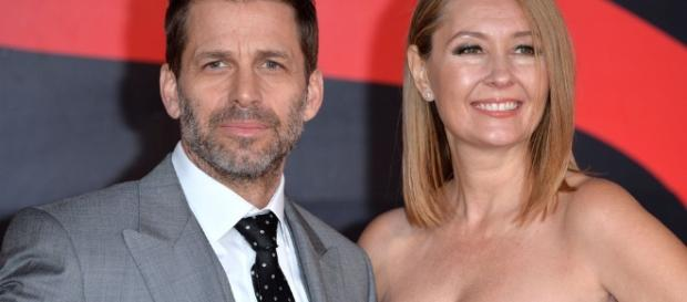 Zack and Deborah Snyder, director and producer for 'Justice League', step down over family tragedy. / from 'Mashable' - mashable.com