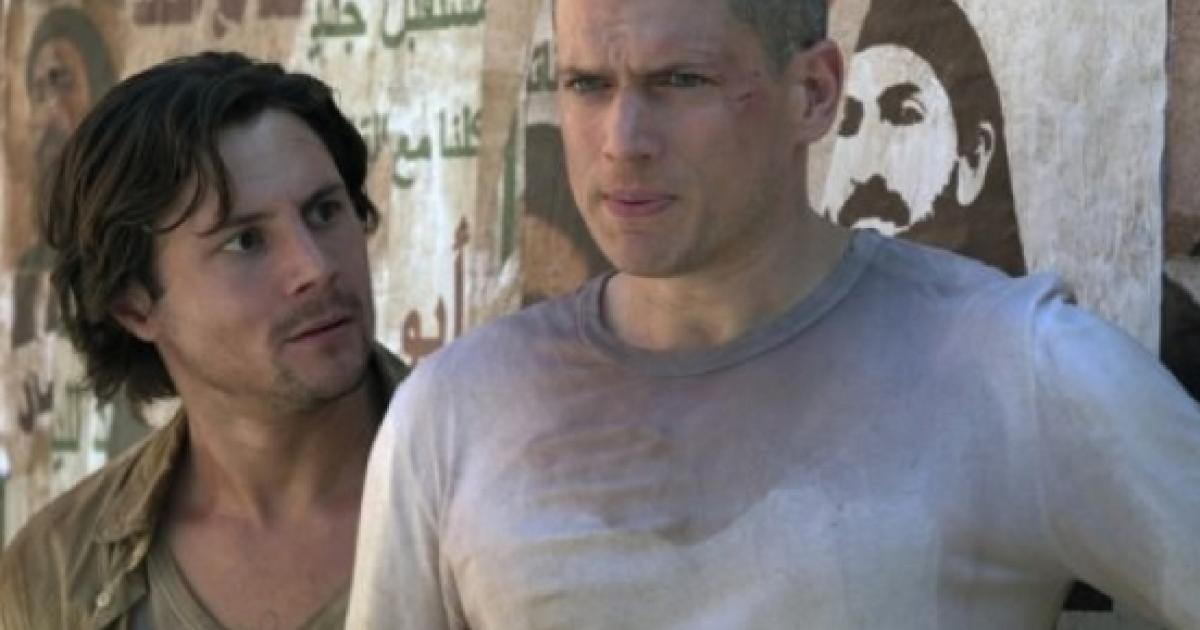 Prison Break – 1 Stagione (2005-2006) BRRip m720p – ITA ...