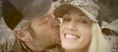 Blake Won't Stop Kissing Gwen in This New Video: Watch! | Cas ... - pinterest.com