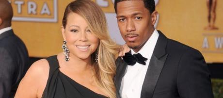 Mariah Carey e Nick Cannon ai tempi del primo matrimonio