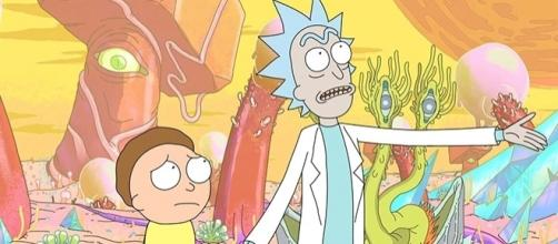 """Adult Swim's """"Rick and Morty"""" season 3 was teased back in August, with just one episode aired. (Adult Swim)"""