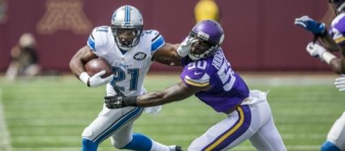 Ameer Abdullah makes Monday Night Football debut - huskercorner.com