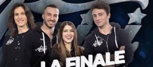Amici: i quattro finalisti della 16esima stagione