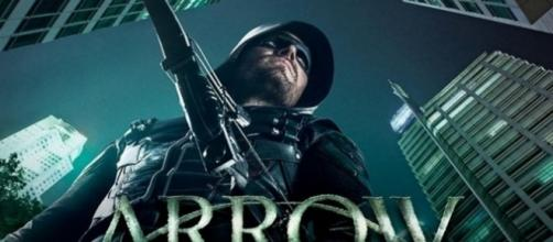 Arrow tv show logo image via Flickr.com