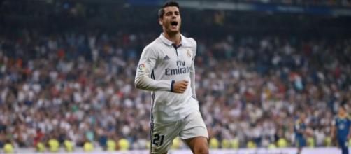 Le Real Madrid fixe le prix d'Alvaro Morata ! - planetemercato.fr