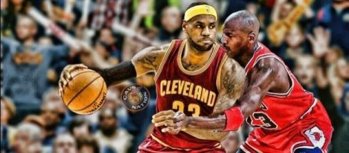 LeBron James likes chasing the G.O.A.T for personal reasons - cavsnation.com