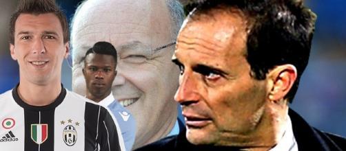 Mandzukic e Juventus e Allegri