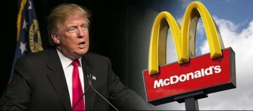 """McDonald's accusato di atteggiamenti """"trumpisti"""": inequità e sessismo."""