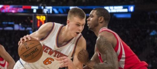 Nothing But Net: Porzingis inflates Knicks hopes | Toronto Star - thestar.com
